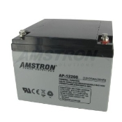 Battery - 12V/26AH Sealed Lead Acid Battery