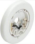 Smoke and Heat Detector Base, Addressable E-FSA & V-Series