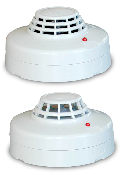 Smoke and Heat Detector, Conventional-MC Series
