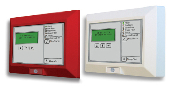 Remote LCD and LED Annunciators (E-FSA, V & QS-Series Panels)