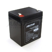 Battery - 12V/5AH Sealed Lead Acid Battery