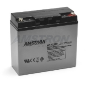 Battery - 12V/18AH Sealed Lead Acid Battery