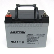 Battery - 12V/33AH Sealed Lead Acid Battery