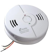 Smoke and CO Detectors, 120VAC Operation