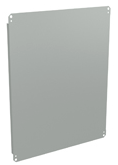 Outdoor Enclosure, NEMA 4X Subpanel